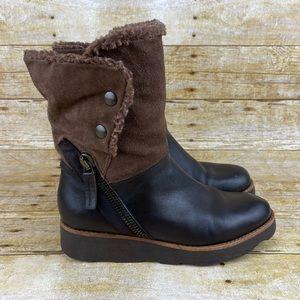 Clarks Okemo Sienna Native Boots
